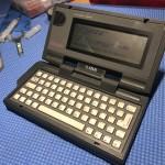 Atari Portfolio reparado