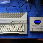 SIO2SD en una cassettera