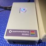 SD2IEC para Commodore