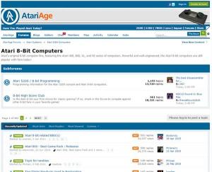 AtariAge forums